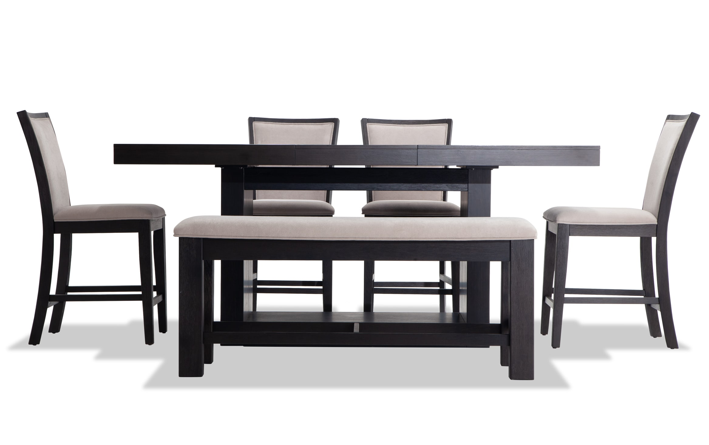 Cosmopolitan 9 Piece Counter Set with Bench