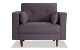 Easy Living Gray Chair