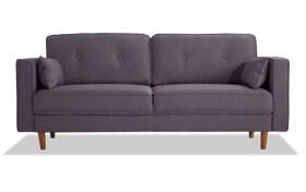 Easy Living Gray Sofa