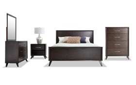 Copenhagen Full Bedroom Set