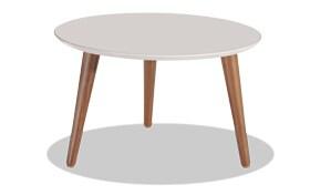 Alissa Beige Coffee Table