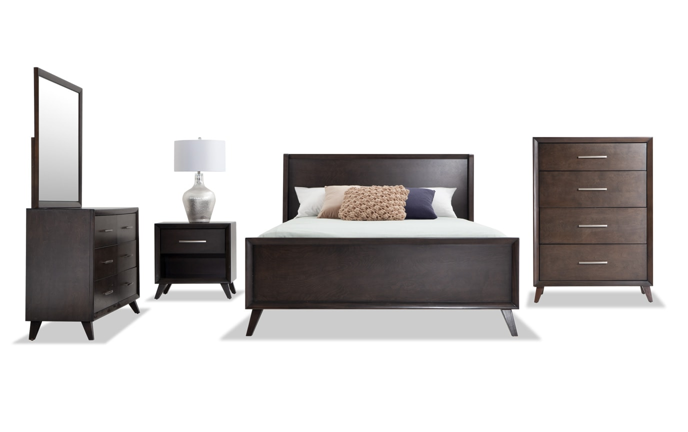 Copenhagen Queen Bedroom Set