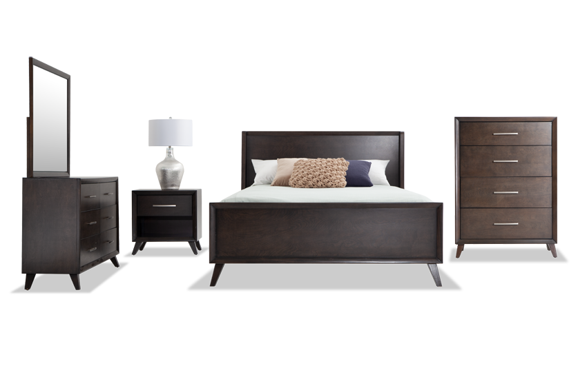 Copenhagen King Bedroom Set