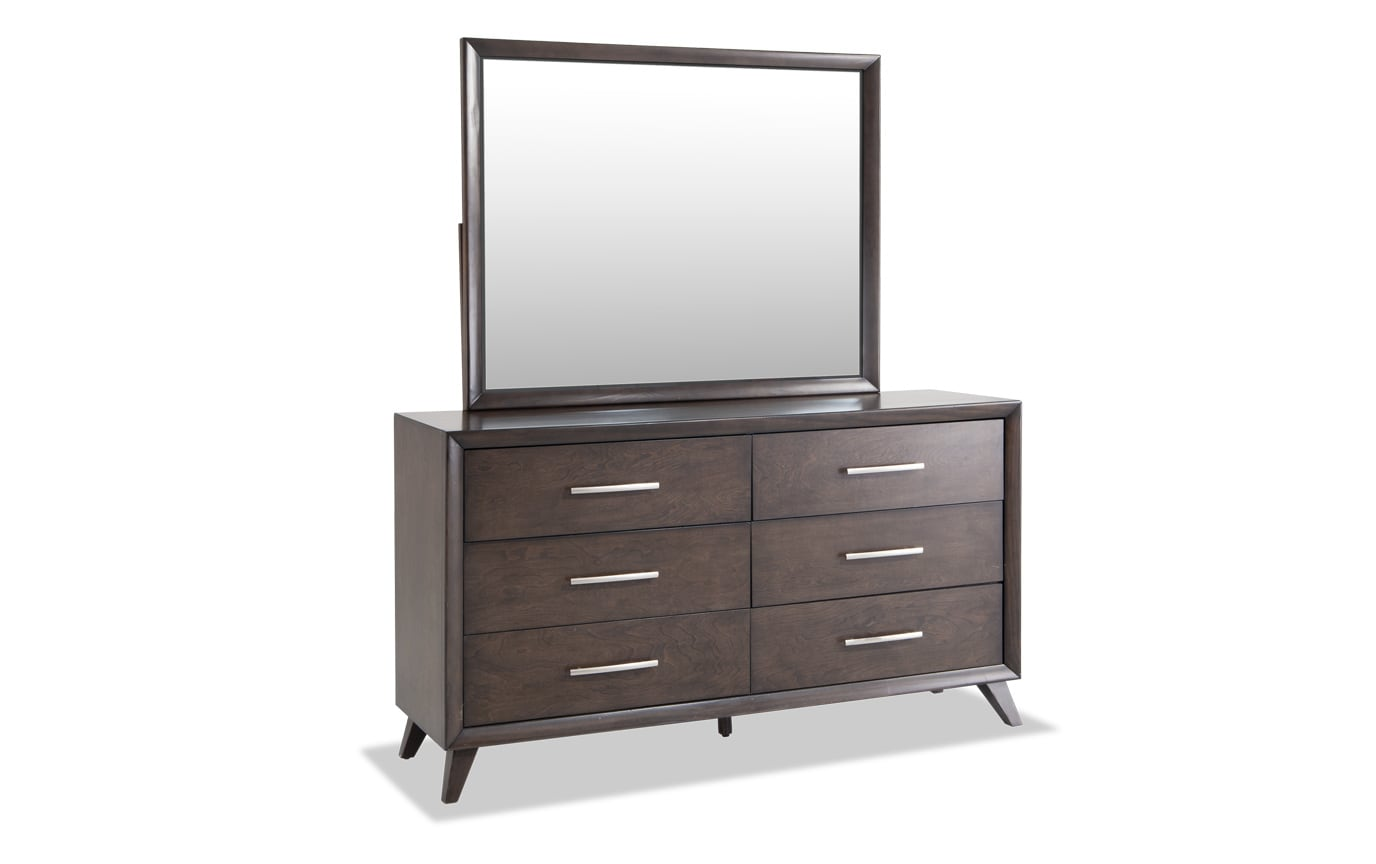 Copenhagen Dresser & Mirror