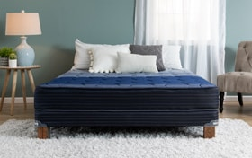 Bob-O-Pedic Gem Hybrid Twin Low Profile Mattress Set