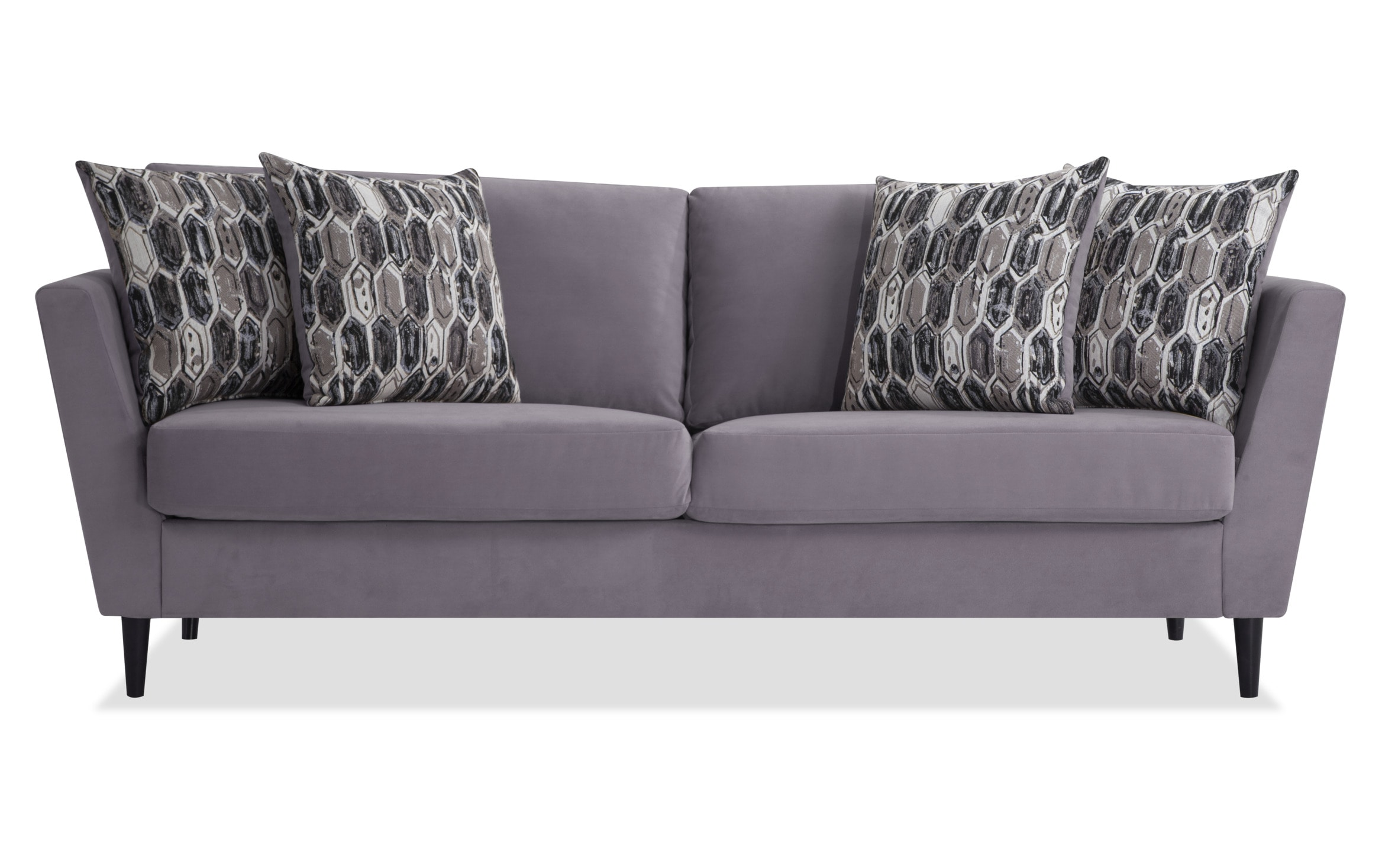 Hayden Gray Sofa | Outlet | Bobs.com