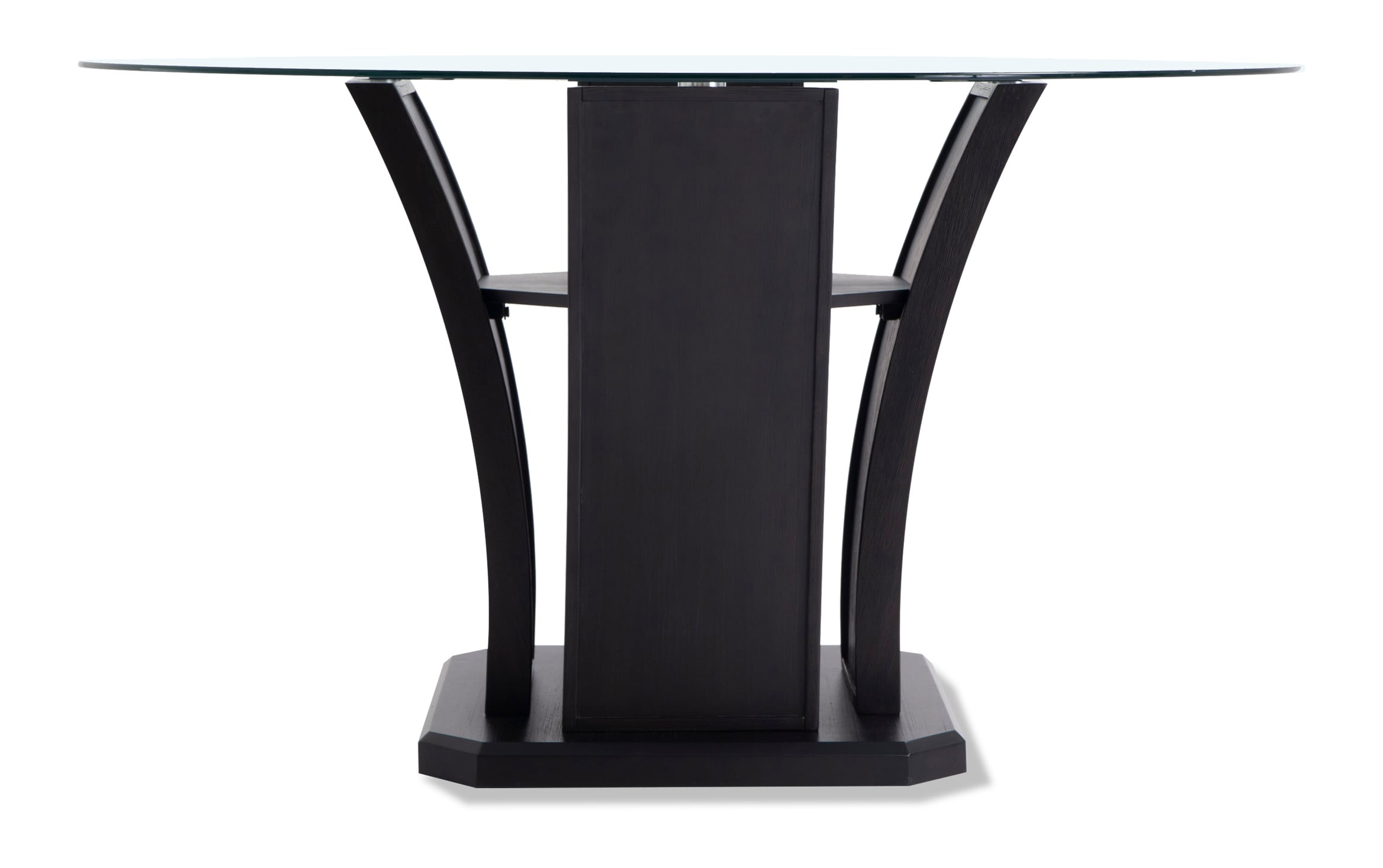 Picture of: Cosmopolitan Round Dining Table Bobs Com