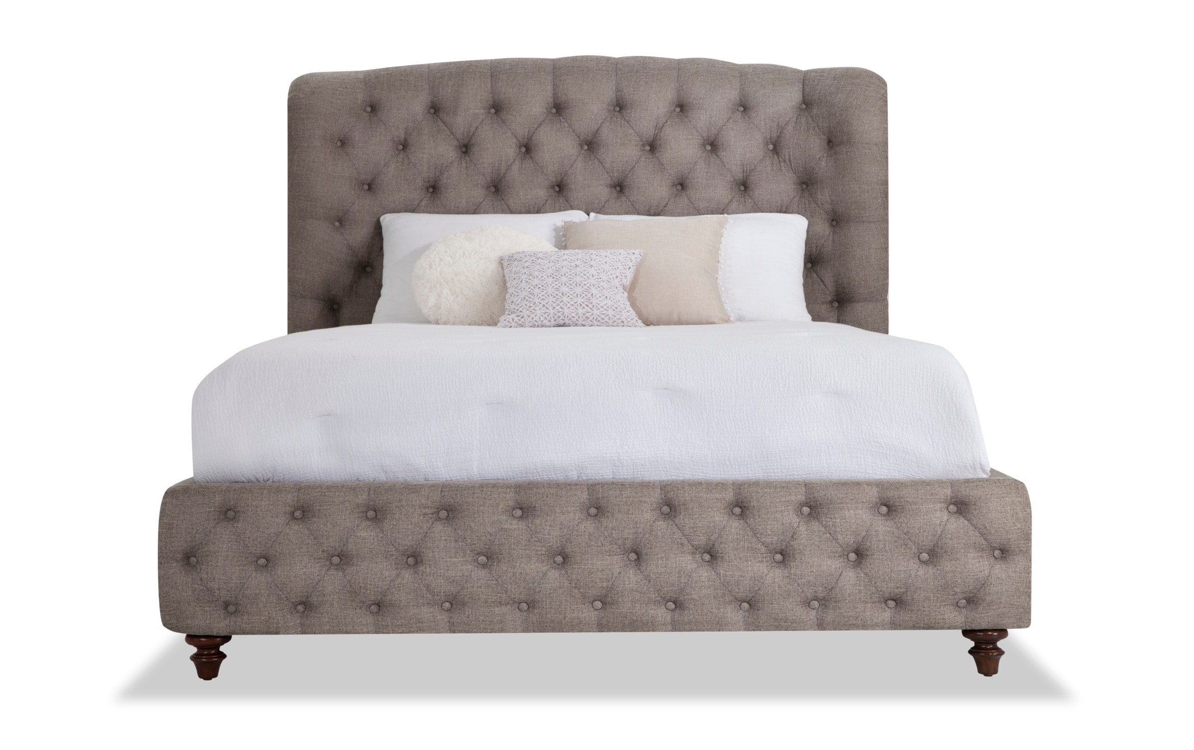 Scarlett Upholstered Queen Bed Bobs Com