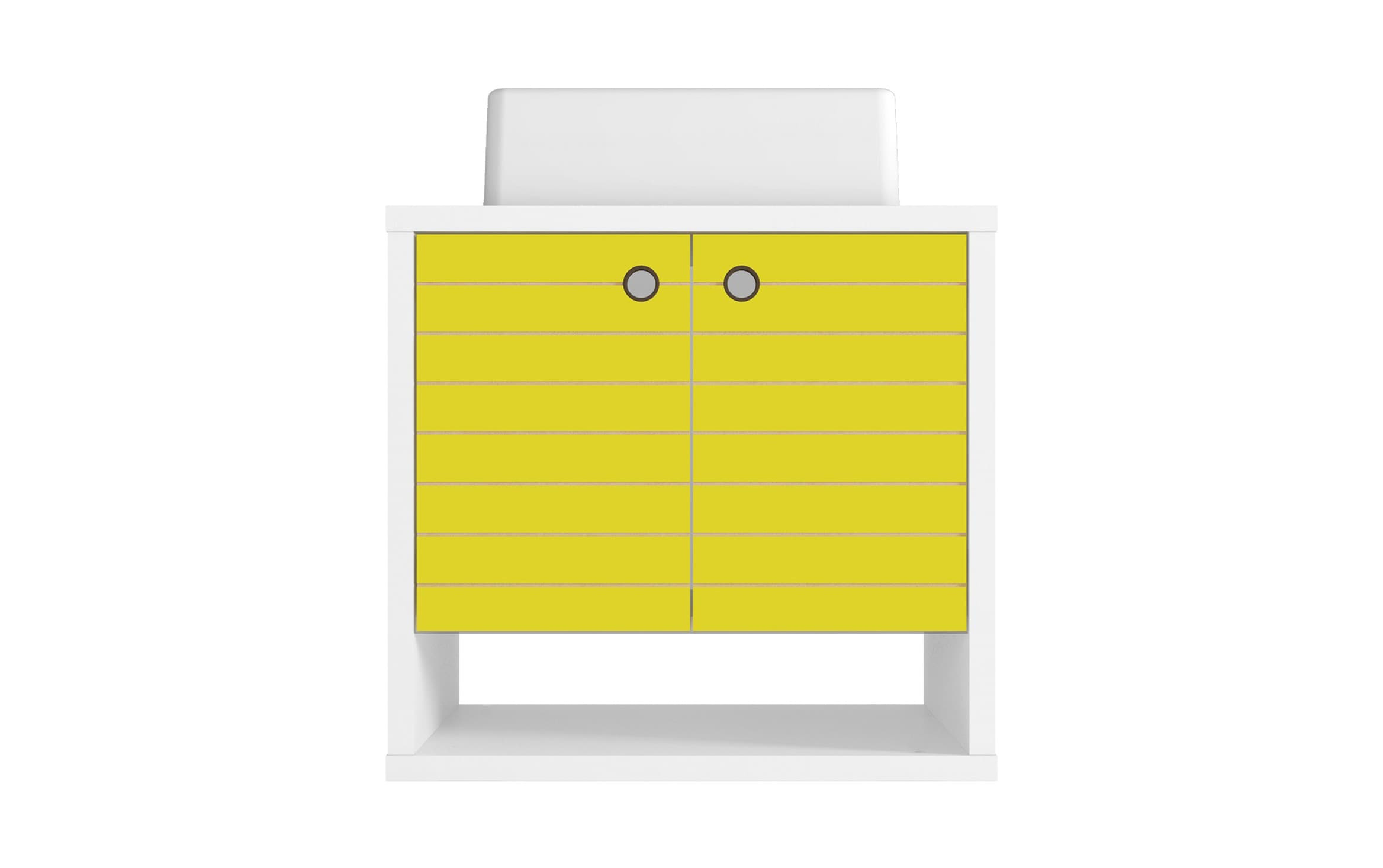 Cassy Yellow Bathroom Vanity Bob S Discount Furniture