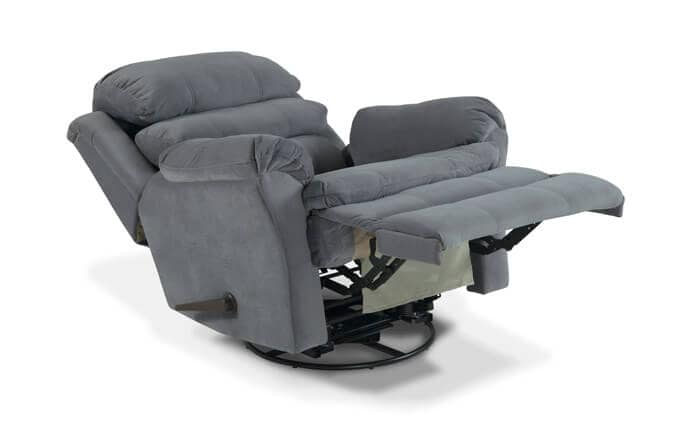 Bob-O-Pedic Swivel Rocker Recliner