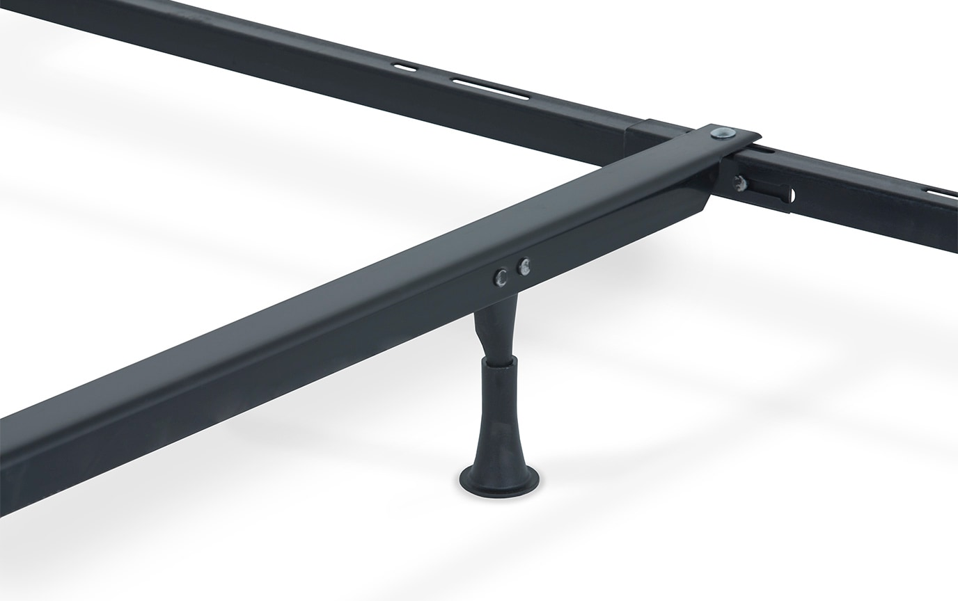Queen King Bed Frame With Casters Bob S Discount Furniture