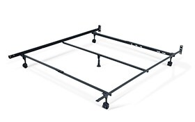 Queen Bed Frame With Casters