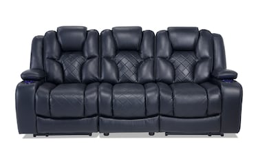 Gladiator Dual Power Reclining Sofa Product Image