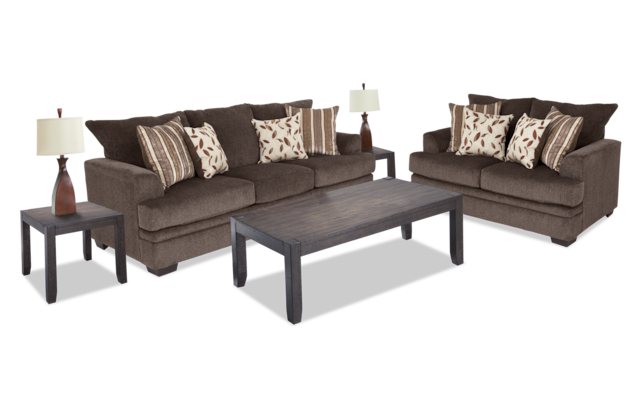 Miranda 7 Piece Living Room Set Bobs
