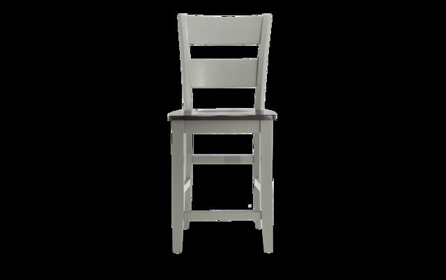 Surprising Blake Gray Chocolate Counter Stool Bobs Com Short Links Chair Design For Home Short Linksinfo