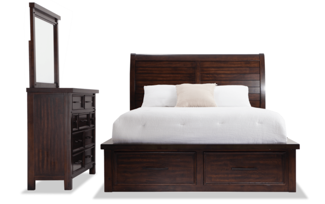 Hudson King Storage Bedroom Set