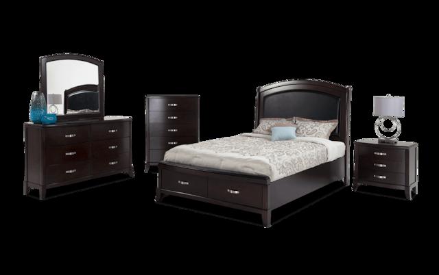 Jason Queen Storage Bedroom Set