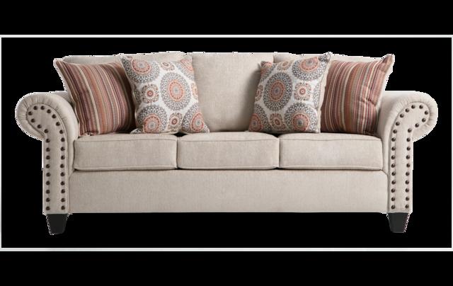 Artisan Beige Sofa Bob S, Beige Sofa Bed Couch