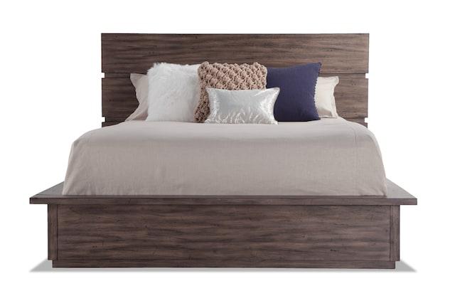 Elements Queen Bed Bob S, Bobs Furniture Headboards
