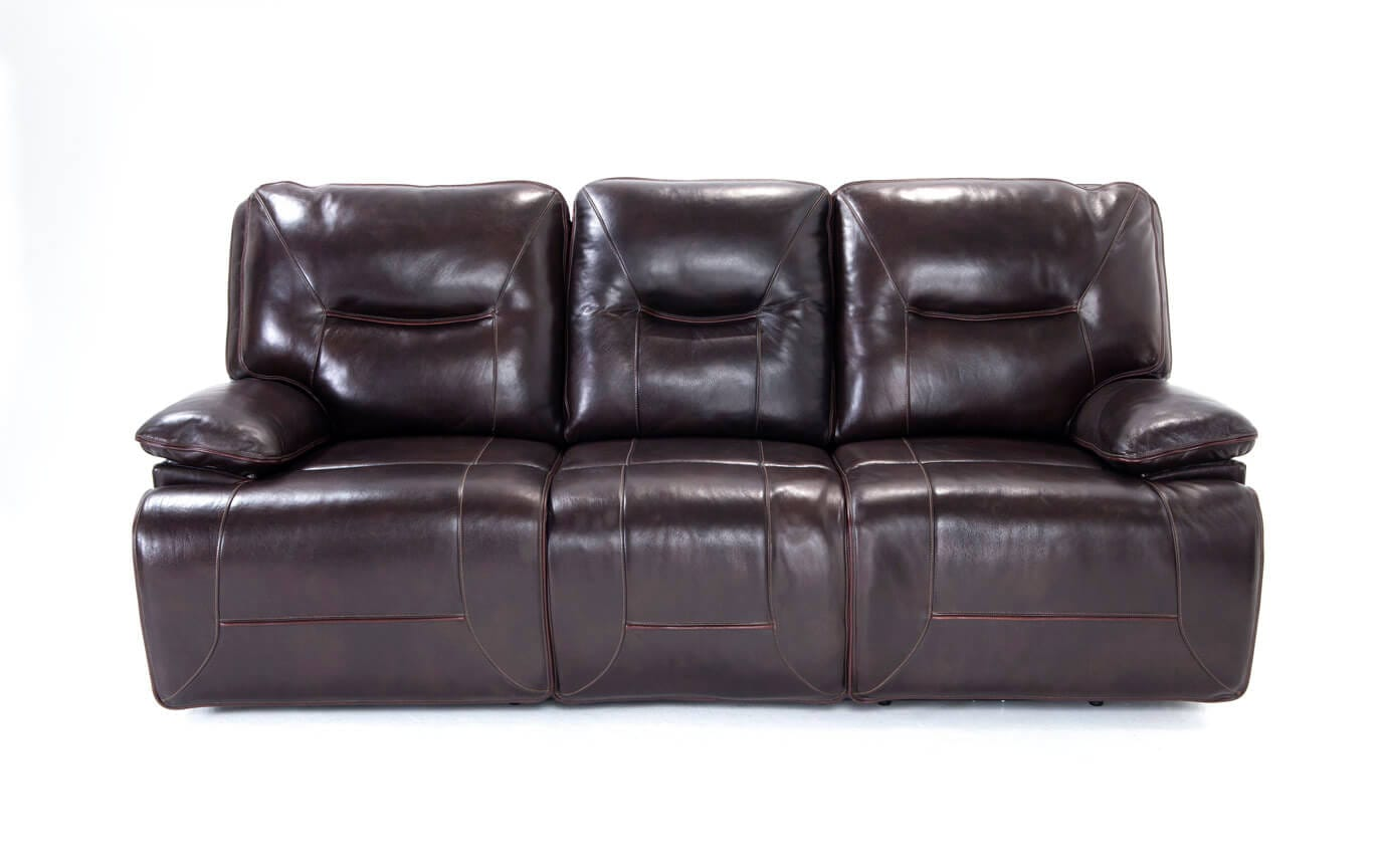 Terrific Marco Leather Power Reclining Sofa Download Free Architecture Designs Grimeyleaguecom