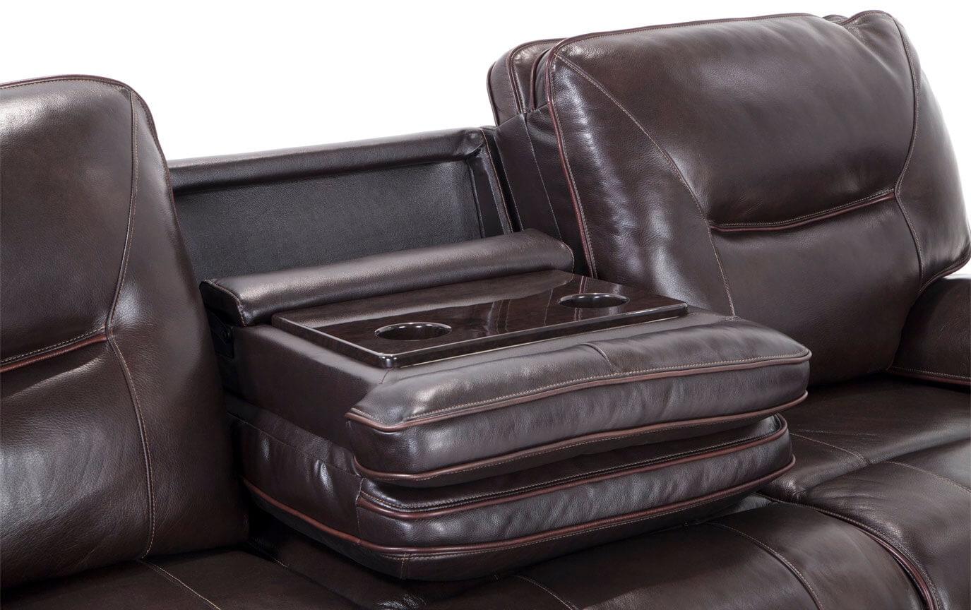 Brilliant Marco Leather Power Reclining Sofa Evergreenethics Interior Chair Design Evergreenethicsorg