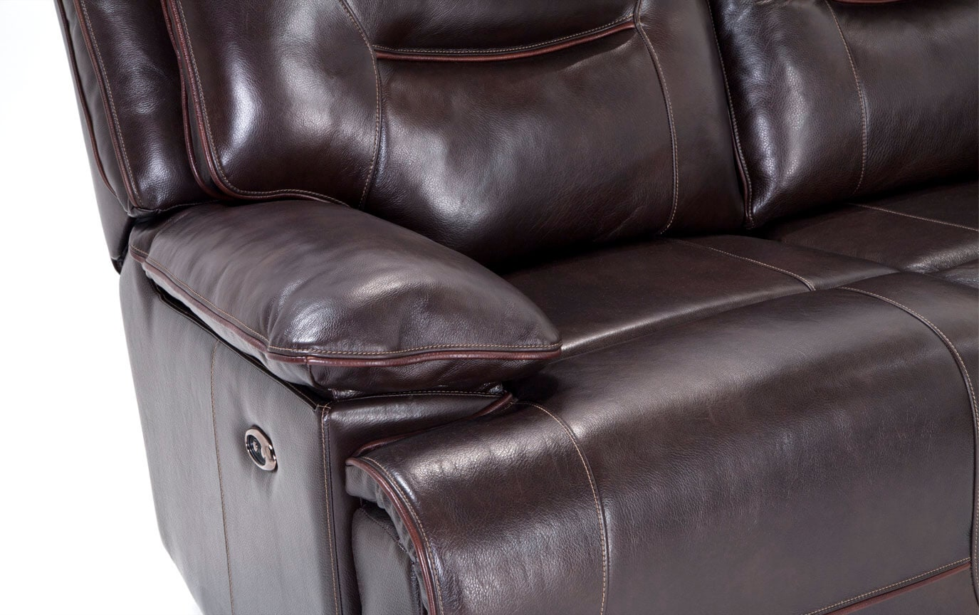 Remarkable Marco Leather Power Reclining Sofa Caraccident5 Cool Chair Designs And Ideas Caraccident5Info