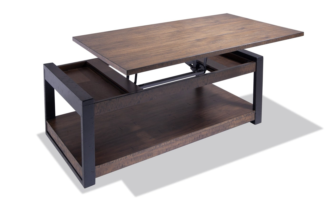 Carson Lift Top Coffee Table