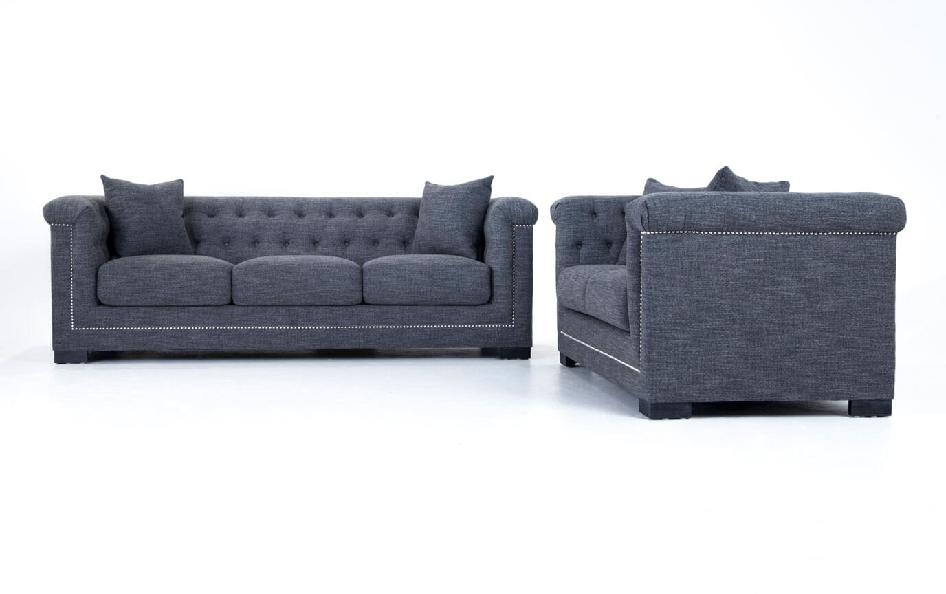 Marvelous Melrose Sofa Loveseat Pabps2019 Chair Design Images Pabps2019Com