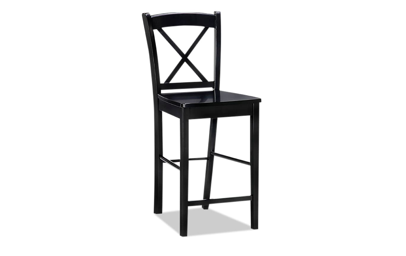 online store 1fca6 2f5c5 X Back Bar Stool