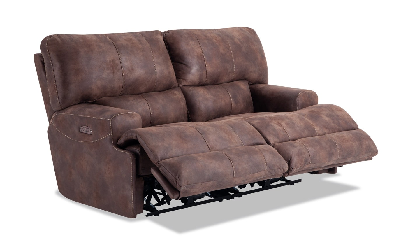 Collections Of Power Reclining Loveseat With Message