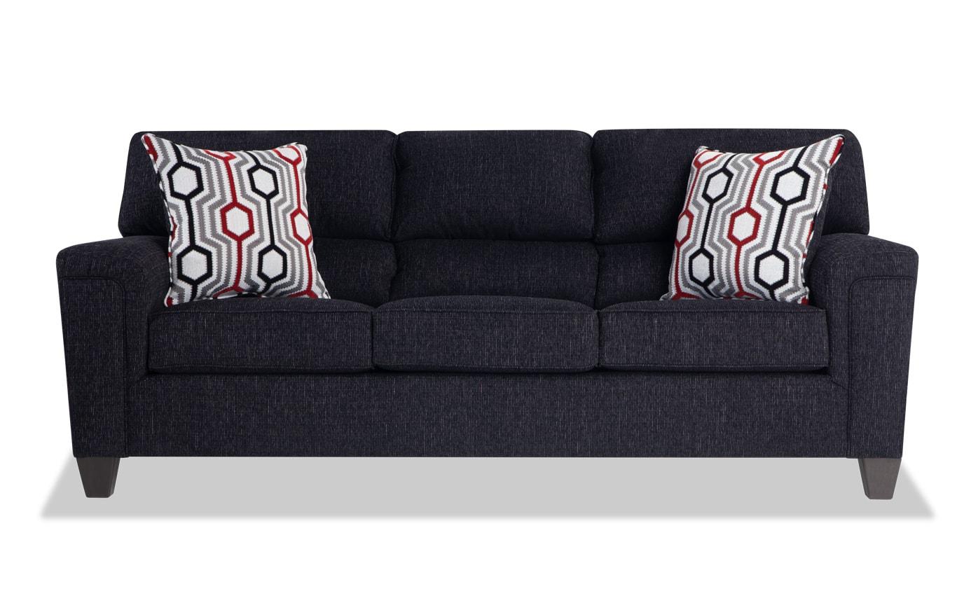 Calvin Almond Beige Sofa & Loveseat