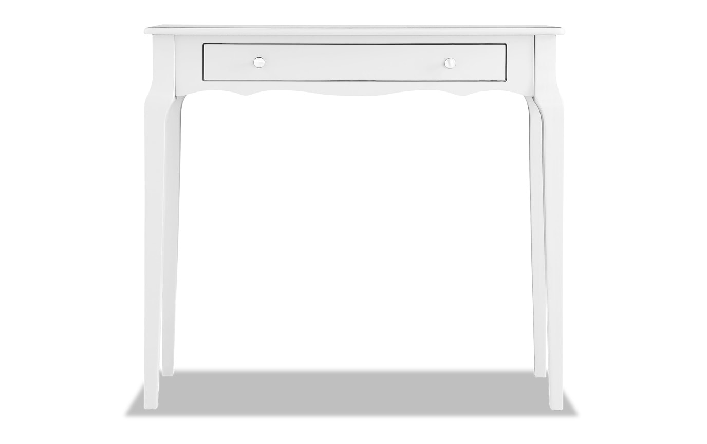 newest 916e9 2ae44 Reese White Console Table | Bobs.com