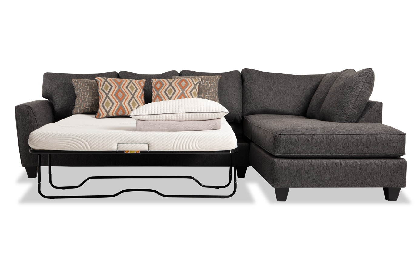 Bob O Pedic Sleeper Sectional