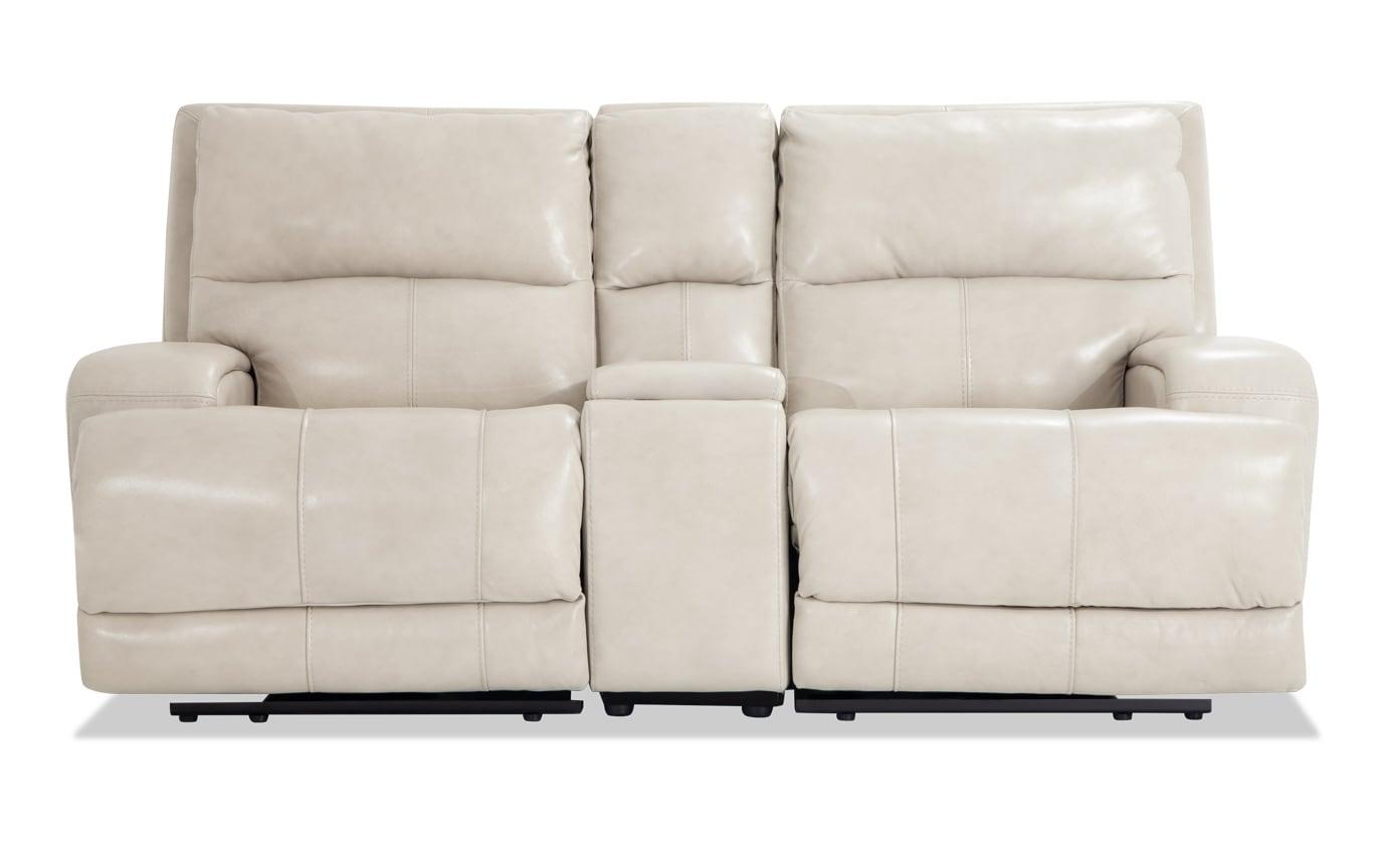 Surprising Cascade Navy Power Reclining Sofa Console Loveseat Frankydiablos Diy Chair Ideas Frankydiabloscom