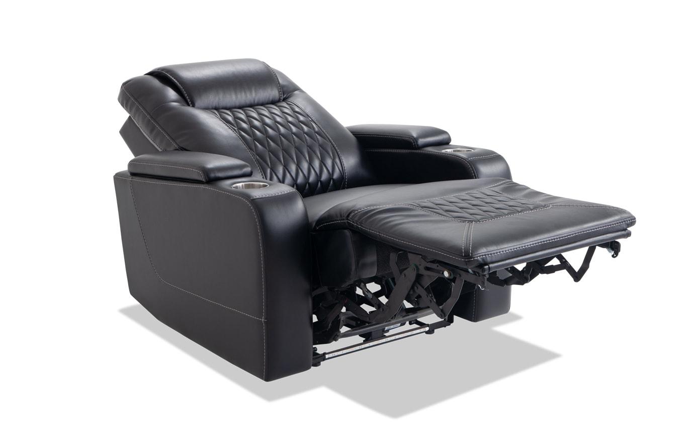 Fine Showtime 3 Piece Home Theater Power Recliner Set Machost Co Dining Chair Design Ideas Machostcouk